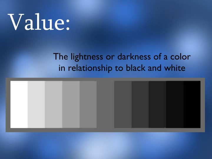 Value: