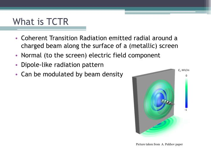 What is TCTR
