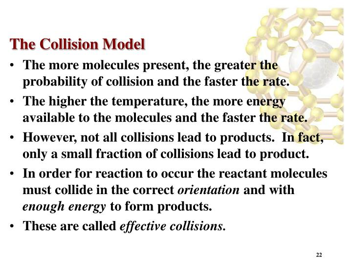The Collision Model
