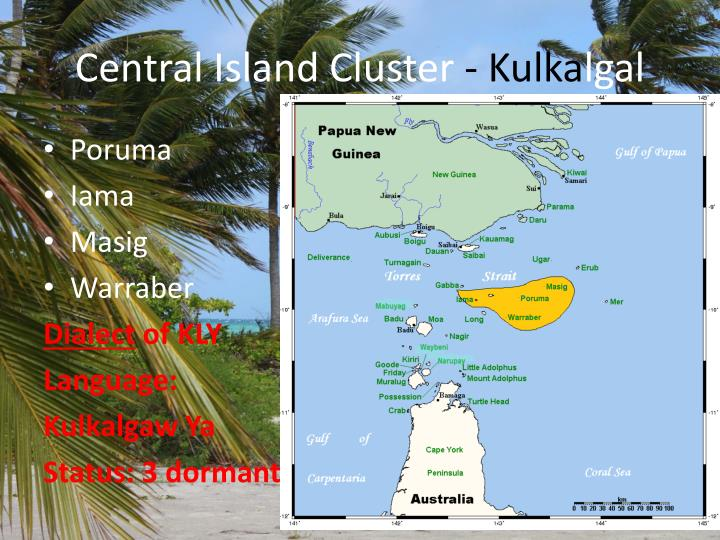 Central Island Cluster