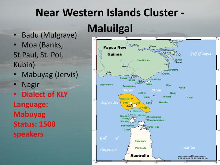 Near Western Islands Cluster - Maluilgal