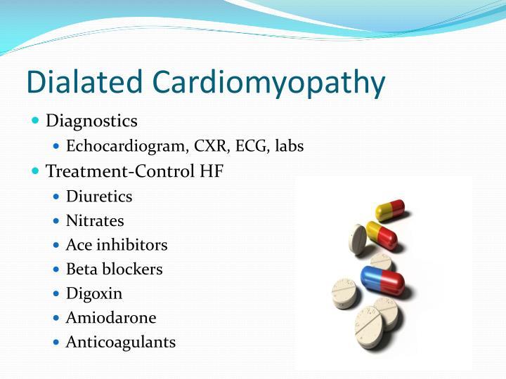 Dialated Cardiomyopathy