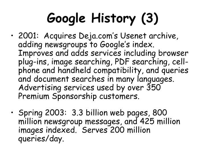 Google History (3)