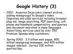 google history 3