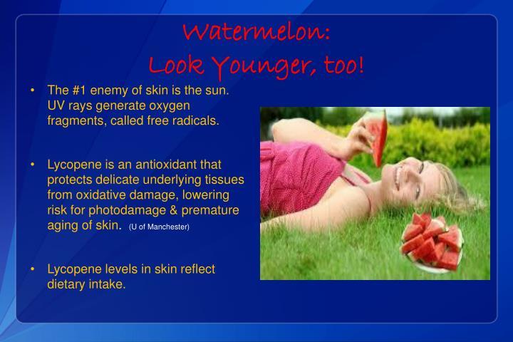 Watermelon: