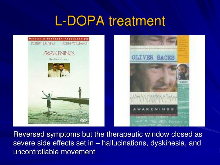 L-DOPA treatment