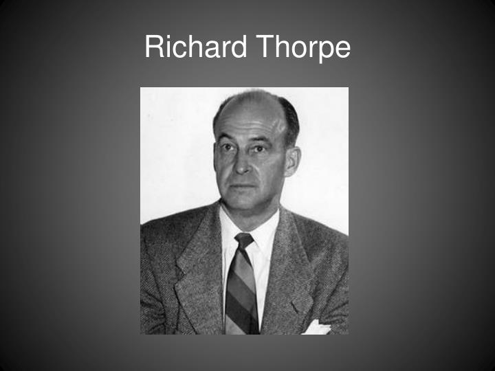 Richard Thorpe