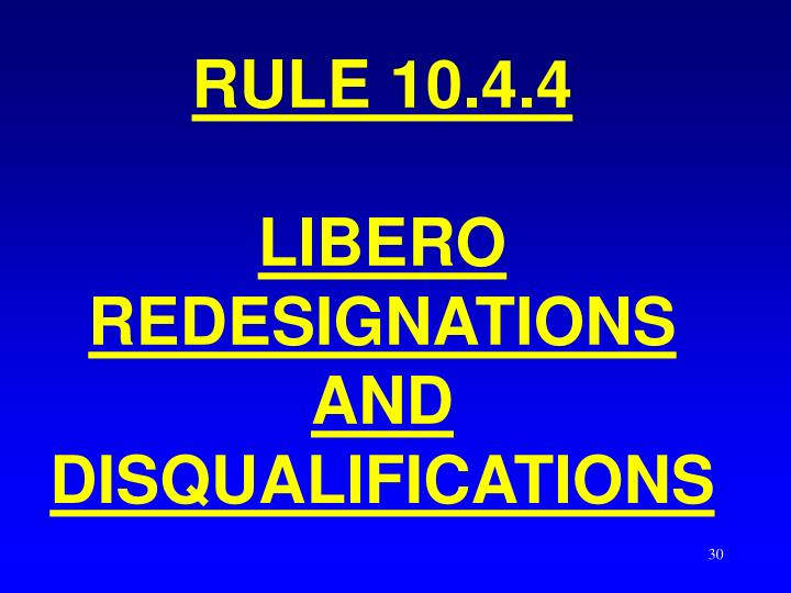 RULE 10.4.4