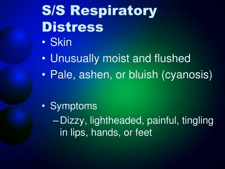 Ppt Breathing Emergencies Powerpoint Presentation Id