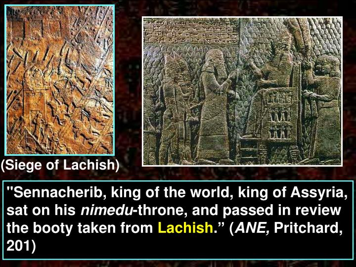 (Siege of Lachish)