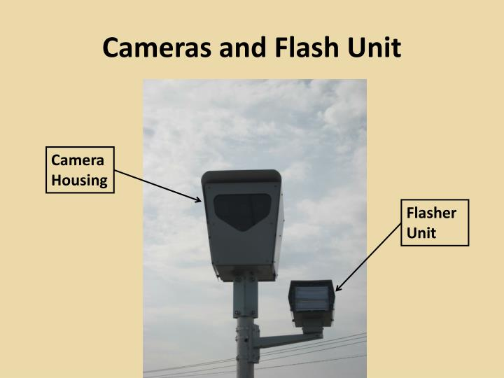 Cameras and Flash Unit