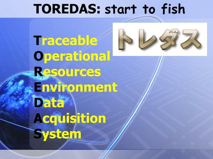TOREDAS: