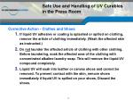 safe use and handling of uv curables in the press room3
