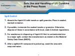 safe use and handling of uv curables in the press room6