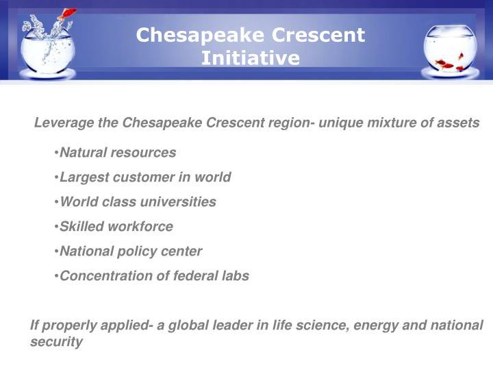 Chesapeake Crescent