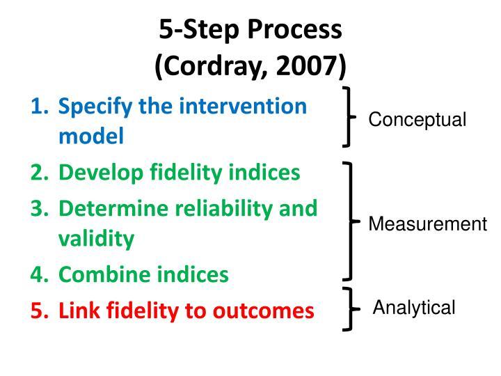 5-Step Process