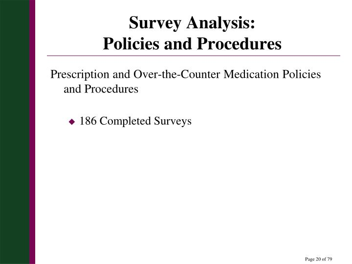 Survey Analysis: