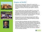 origins of gudc