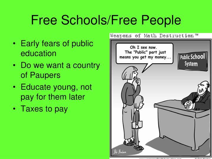 Free Schools/Free People