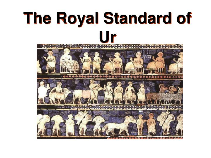 The Royal Standard of Ur