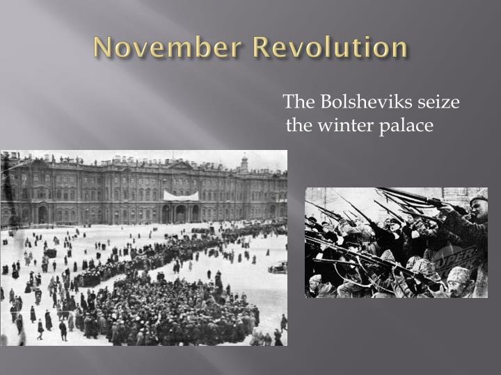 November Revolution
