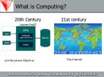 what is computing
