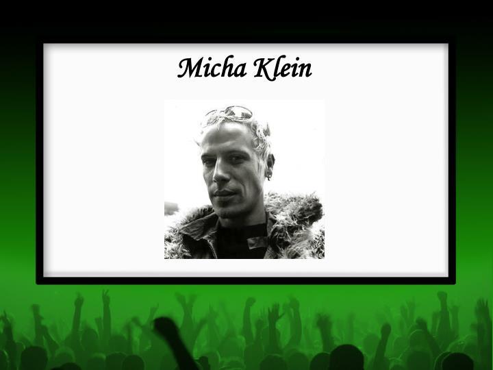 Micha Klein