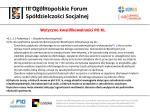 iii og lnopolskie forum sp dzielczo ci socjalnej30