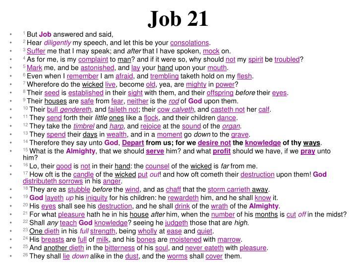 Job 21