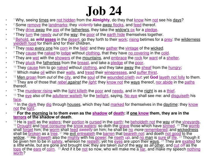 Job 24