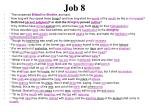 job 8
