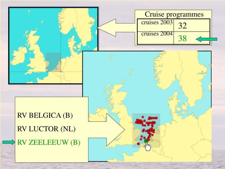 Cruise programmes