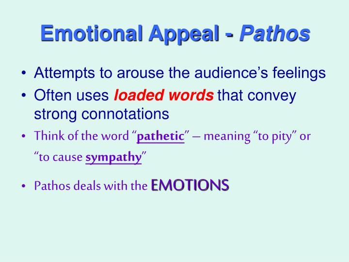 patrick henry emotion appeals