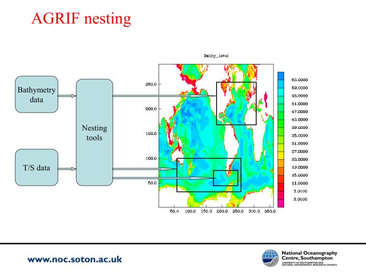 AGRIF nesting