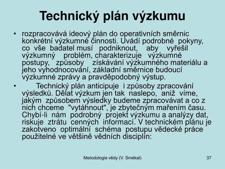 Technický