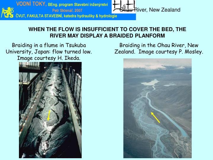 Ohau River, New Zealand