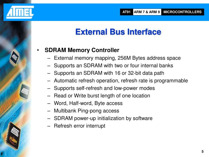 External Bus Interface