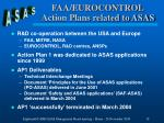 faa eurocontrol action plans related to asas