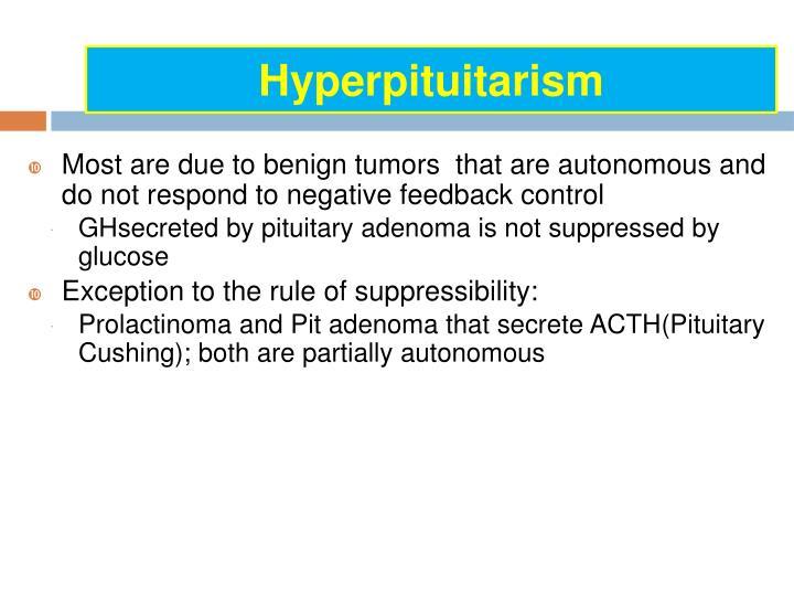 Hyperpituitarism