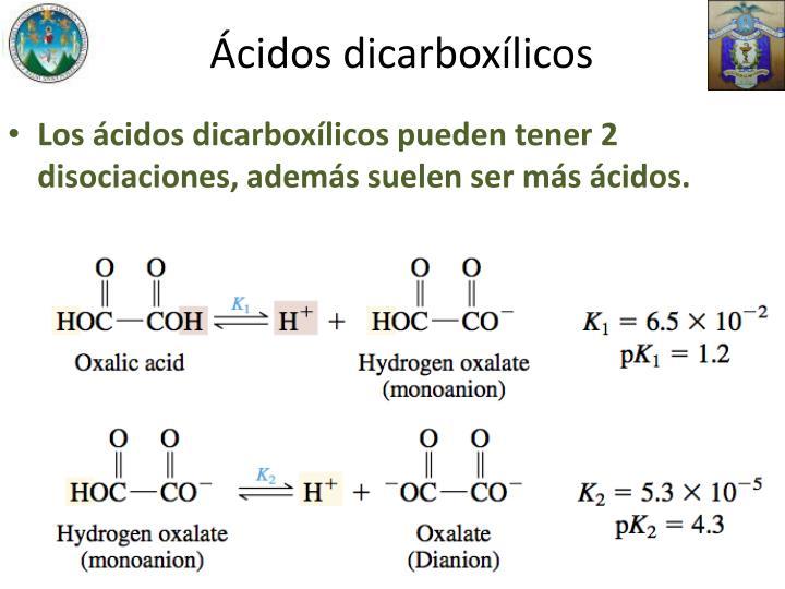 Ácidos dicarboxílicos