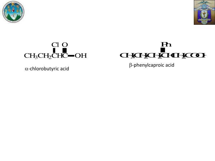 -chlorobutyric acid