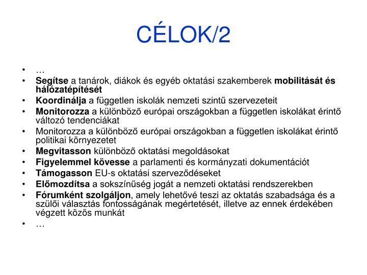 CÉLOK/2