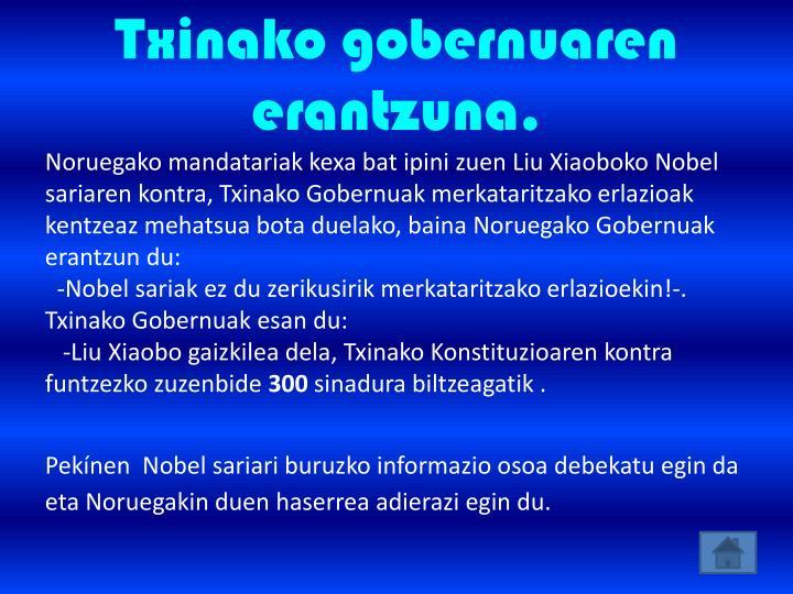 Txinako