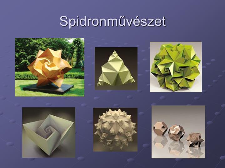 Spidronművészet