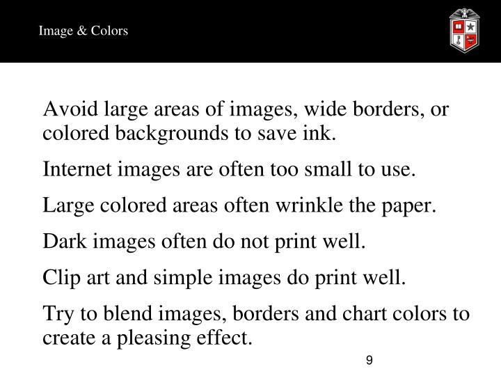 Image & Colors