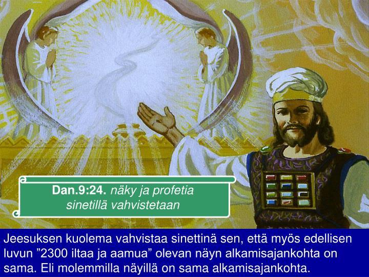 Dan.9:24.