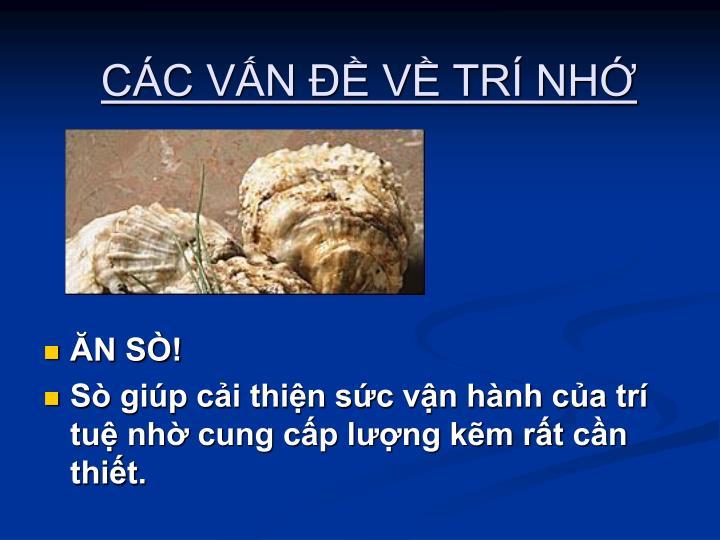 CC VN  V TR NH