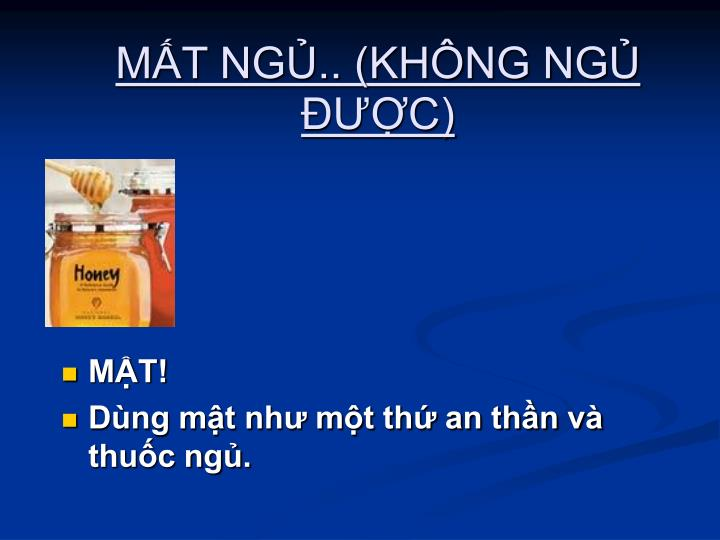 MT NG.. (KHNG NG C)