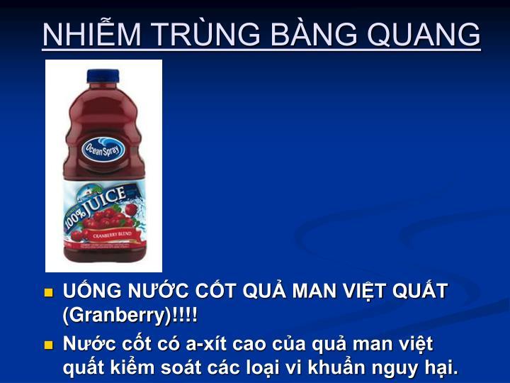 NHIM TRNG BNG QUANG