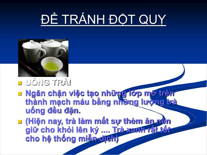 TRNH T QU